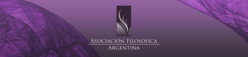 AFRA - Asociación Filosófica Argentina